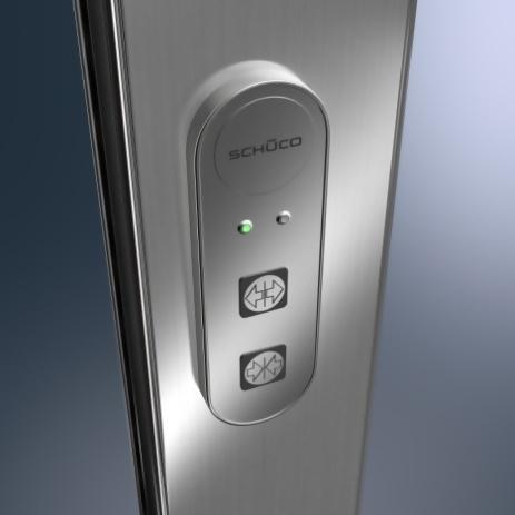 drzwi elektryczne
