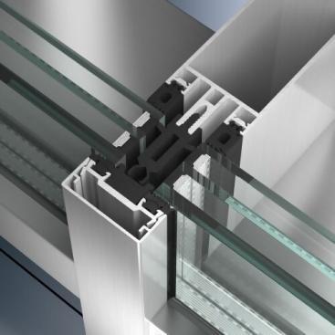 połączenie okien